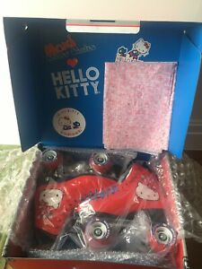 Moxi Hello Kitty Roller Skates Size 7 New In Box Womens