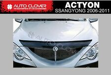 Bonnet Hood Guard Bug Shield Deflector for SSANGYONG 2005-2013 Actyon / sports