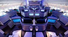 United Airlines Regional Premier Upgrade - cheap Biz Class!