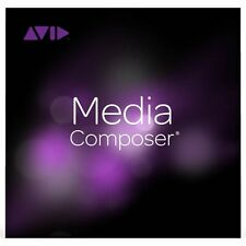 Avid Media Composer 8 1 Jahre suscription Lizenz ** Student Edition