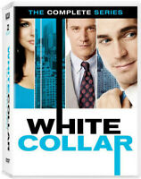 White Collar: The Complete Series (22 Disc) DVD NEW