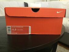 NIKE AIR MAX HYPERIZE NFW SPORT RED/WHITE BRAND NEW SIZE 11.5