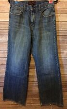 American Rag Men's Cie Jeans 32x32 Distressed Medium Wash