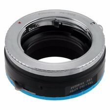 Fotodiox Pro (2 part) Shift Adapter - Pentax K (PK) Lens to Sony E-mount camera