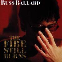 Russ Ballard Fire still burns (1985) [CD]