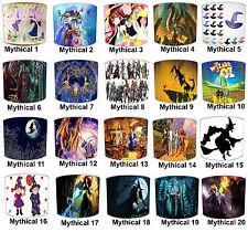 Paralumi Ideale Per Mitico Magico Wizards Dragoni Goblin Muro Decalcomania