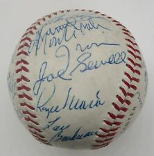 Mickey Mantle / Roger Maris +23 Signed / Autographed All-Star Baseball JSA LOA