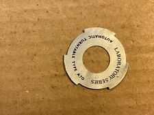 Vintage Garrard A70 Center Small Metal Disk for Laboratory Series Turntable