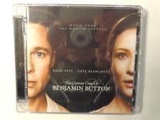 THE CURIOUS CASE OF BENJAMIN BUTTON  -  SOUNDTRACK -  CD 2008  NUOVO E SIGILLATO