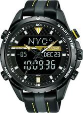 Pulsar Accelerator Mens Sports Chronograph Analogue Digital PZ4047X. 100m WR