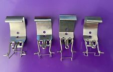 (4 pack) Scientific Lighting Products SLP Citadel Stainless Steel Latches LSS-2