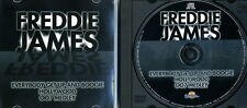 FREDDIE JAMES Everybody Get Up And Boogie (Canadian 3 Track CD Single)