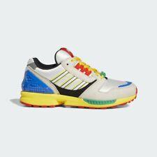 New Adidas Originals ZX 8000 LEGO SHOES trainers UK 7.5 US i adi
