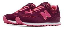 Womens New Balance 574 Size 6 Nouveau Lace Pack Magenta Neon Pink Purple NIB