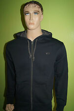 Quicksilver Sweatshirt Hoody Full Zip Sweat SIZE S Hoody Black Olive