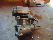 OS MAX 46 FX-H HELI ENGINE LIGHTLY OIL STAINED SUIT VINTAGE HELI
