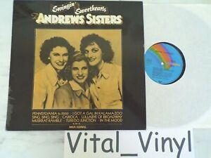 The Andrews Sisters - Swingin' Sweethearts original recordings Glenn Miller Ex