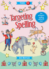 TARGETING SPELLING ACTIVITY BOOK YEAR 2  9781925490206FREE SHIPPING