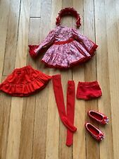Minifee Msd Clothes Russian Toile outfit 6 Pc Lot