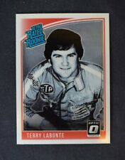 2019 Donruss Racing NASCAR Optic Retro Rated Rookies #8 Terry Labonte