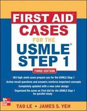 First Aid Cases For The Usmle Step 1 Digital Version (pdf) INSTANT DELIVERY