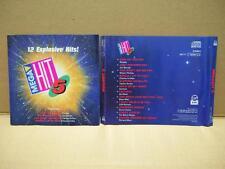 Mega Rare MEGA HIT 5 Duran Duran Go West Compil 1993 EMI Malaysia CD FCS7613