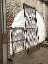 Vntg. 1920's  Wine Room Iron Gates