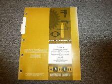 International IH G263 Carbureted Engine in H30B H50B Loader Parts Catalog Manual
