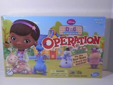 New Disney Doc McStuffins Pop-Up Game Pop the Dice Bubble and move your pieces