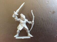 Advanced Heroquest Torallion Leafstar Elf Figure warhammer citadel unpainted