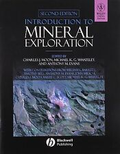 NEW-Introduction to Mineral Exploration BY Charles J. Moon 2ED INTL ED