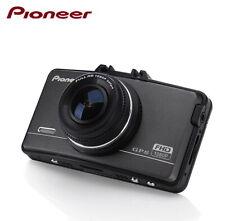 Pioneer Car camera with GPS tracking DVR30 1080P G-sensor Night Vision Dash Cam