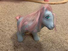 Mi Pequeño Pony Vintage g1 Sweet celebraciones Momia RARE SPANISH