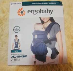 Ergobaby Omni 360 Cool Air Mesh 4 Position Baby Carrier Sydney stock