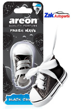 Air Freshener Areon Hanging Shoe Quality Perfume BLACK CRYSTAL Car Scent NEW