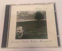 CD Music Peter Bennett Small Talk Project 100