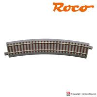 ROCO 61128 - H0 1:87 - Controcurva 2GB per scambio 22,5° 502,7 mm GeoLine