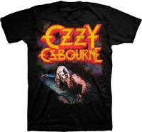 OZZY OSBOURNE - Bark At The Moon - T SHIRT S-M-L-XL-2XL-3XL Brand New Official