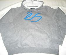 és Kapuzen-Sweatshirt Hoody für Herren Gr. M grey-blue