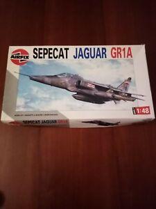 Airfix 07104 1:48 Scale Sepecat Jaguar GR1A Model Kit