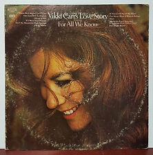 "Vikki Carr - Vikki Carr's Love Story 1971 Columbia 12"" 33 RPM LP (EX)"
