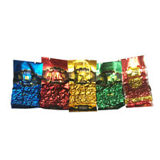 5 Tea Sampler Packs, Black Dragon Tea, Oolong Tea, Healthy Organic Drink