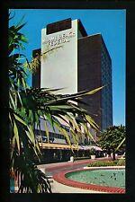 Florida FL postcard Miami Beach Miami Beach Federal Savings and Loan Chrome