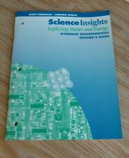 Science Insights (Exploring Matter and Energy, Overhead Transparencies/Teacher's