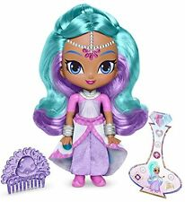 Fisher-Price Shimmer and Shine  * Princess Samira Doll NEW
