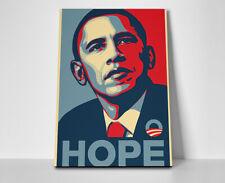 Barack Obama HOPE Poster or Canvas