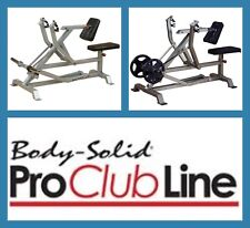 BODY SOLID USA Leverage Olympic  Seated Row Machine