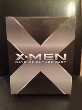 X-Men Days of Future Past Exclusive Box Set Blu-ray + Magneto Helmet Brand New