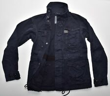 G-Star Raw Jacket, Armoured Field Jkt , Mazarine Blue Size M NEW