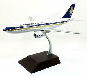 GEMINI 200 1:200 SCALE G2BCA912 AIRBUS A310-200 BRITISH CALEDONIAN *NEW*